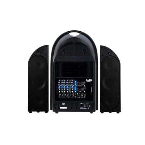 Alto Mixpack Pro 1000 Watt Portable Powered PA System