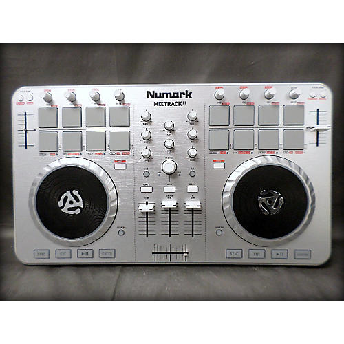 Used Numark Mixtrack Ii Dj Controller Guitar Center