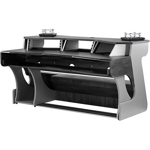 Zaor Miza X2 Studio Desk Titanium/Wenge