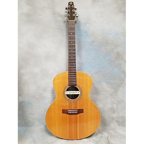 used seagull mjm6 acoustic electric guitar guitar center. Black Bedroom Furniture Sets. Home Design Ideas