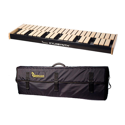 Wernick MkVI Blonde Birch Xylosynth w/Soft Bag