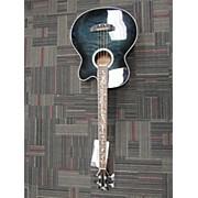 Michael Kelly Mkdf4skb Acoustic Bass Guitar