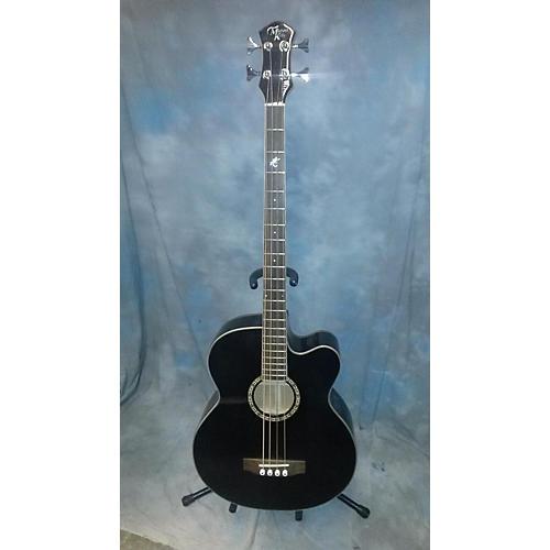 Michael Kelly Mkff4tbk Acoustic Bass Guitar-thumbnail
