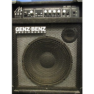 Click here to buy Pre-owned Genz Benz Ml200-122t 200 Watt Bass Combo Amp by Genz Benz.