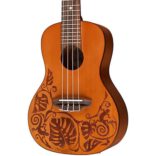 Luna Guitars Mo Mah Concert Ukulele