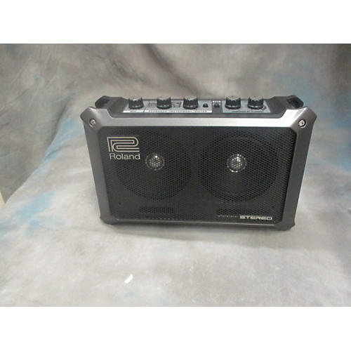 Roland Mobile Cube Battery Powered Amp-thumbnail