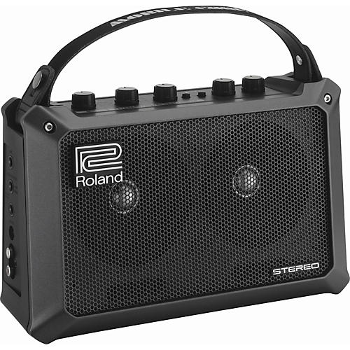 Roland Mobile Cube Battery-Powered Stereo Guitar Combo Amp