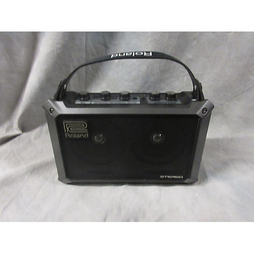 Roland Mobile Cube Battery-Powered Stereo Guitar Combo Guitar Combo Amp