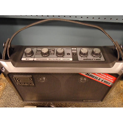 Roland Mobile Cube Guitar Combo Amp