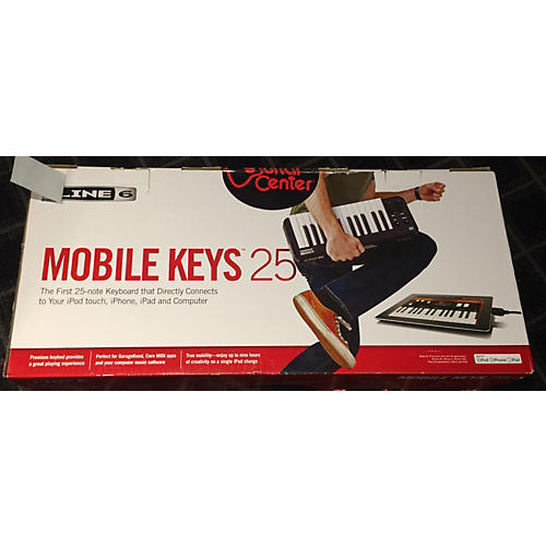 Line 6 Mobile Keys 25 MIDI Controller-thumbnail