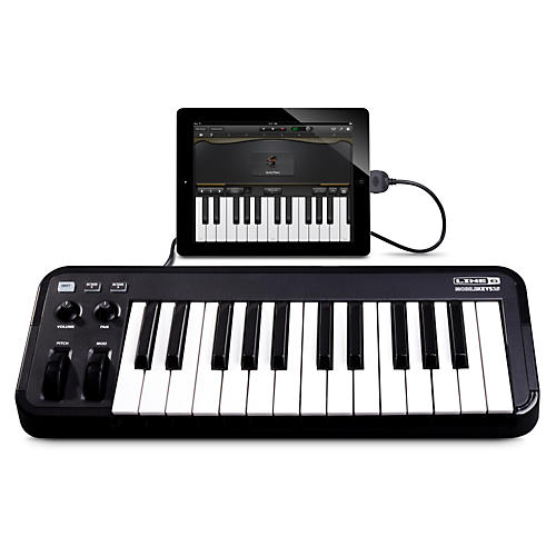 Line 6 Mobile Keys 25 Premium Keyboard Controller for Mobile Devices Black