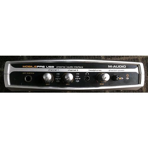 M-Audio Mobile Pre USB Audio Interface-thumbnail