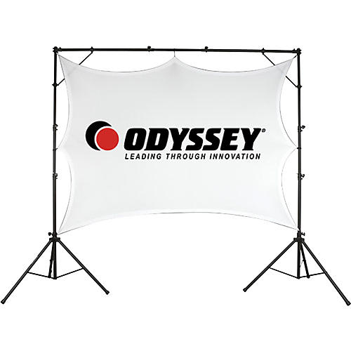 Odyssey Mobile video screen system