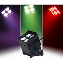 ColorKey MobilePar QUAD 4 2.4GHz W-DMX Wireless, Cordless RGBAW+UV LED PAR Wash Light