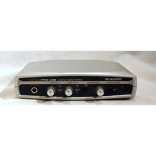 M-Audio MobilePre USB Audio Interface-thumbnail