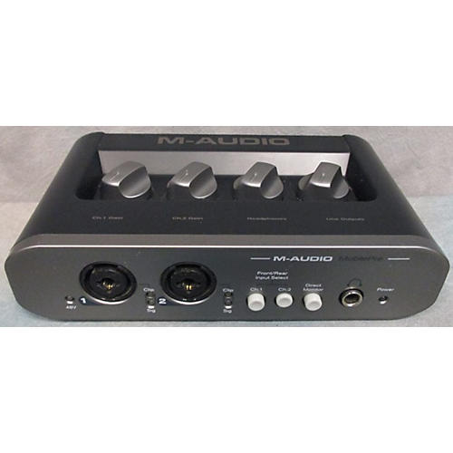 M-Audio Mobilepre Audio Interface-thumbnail