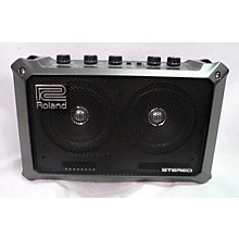 Roland Moblie Cube Stereo Battery Powered Amp