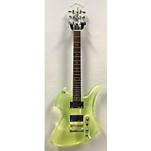 B.C. Rich Mockingbird Acrylic Series Solid Body Electric Guitar