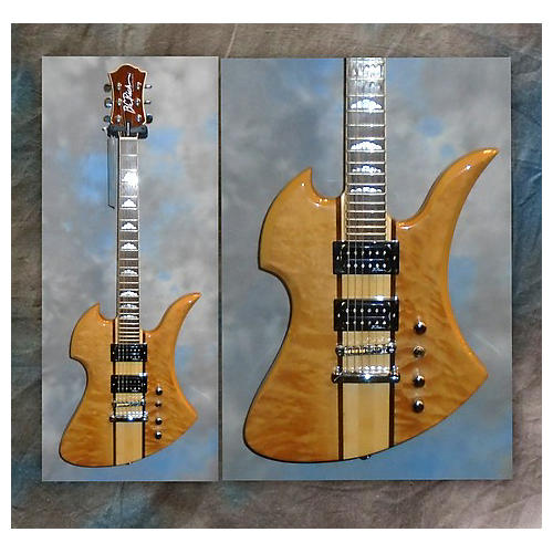 B.C. Rich Mockingbird NJ Solid Body Electric Guitar