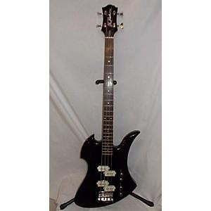 Pre-owned B.C. Rich Mockingbird Platinum Series Electric Bass Guitar
