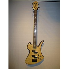 B.C. Rich Mockingbird Plus 4-String Electric Bass Guitar