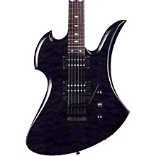 Mockingbird with Double Locking Tremolo Electric Guitar Black