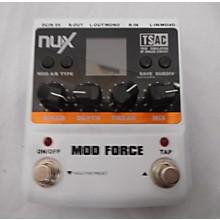 NUX Mod Force Effect Pedal