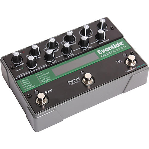 Eventide ModFactor Modulation Guitar Effects Pedal-thumbnail