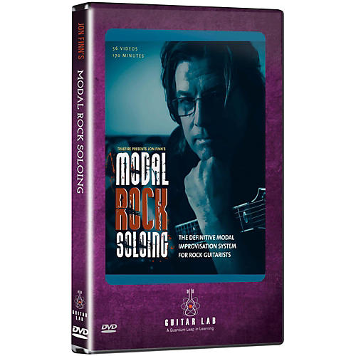 Emedia Modal Rock Soloing DVD-thumbnail