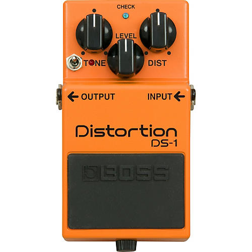 Keeley Modded Boss DS-1 Ultra Distortion Guitar Effects Pedal