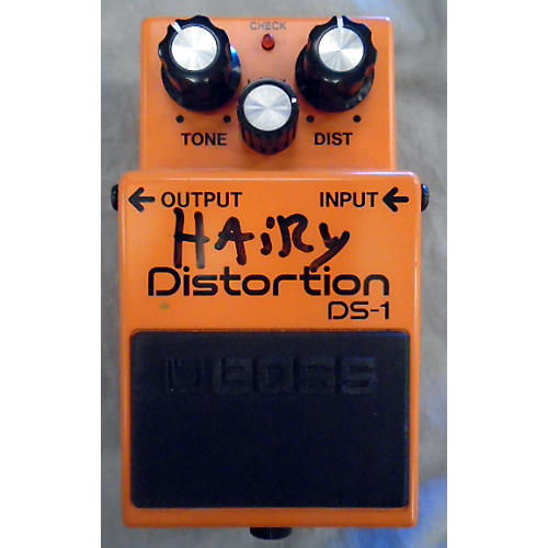 Boss Modded DS1 Distortion Effect Pedal