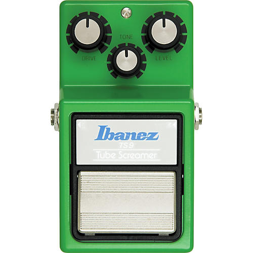 Keeley Modded Ibanez TS9 Baked Mod Tube Screamer Guitar Effects Pedal-thumbnail
