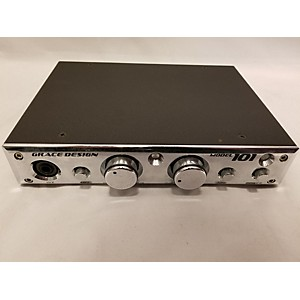 Pre-owned Grace Designs Model 101 Microphone Preamp by Grace Designs
