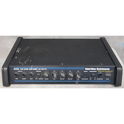 Hartke Model 1400 Bass Amp Head