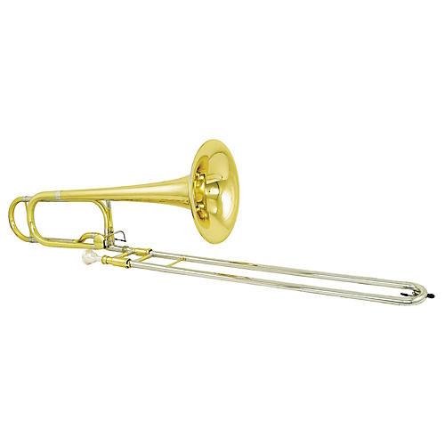 Kanstul Model 1670 Bb/F Bass Trombone 1670-1 Lacquer