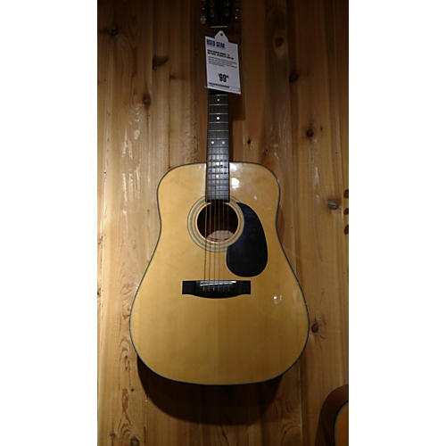 Hondo Model 18 Acoustic Guitar