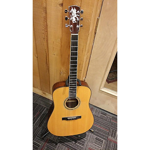 Larrivee Model 19 Dreadnaught Acoustic Guitar-thumbnail