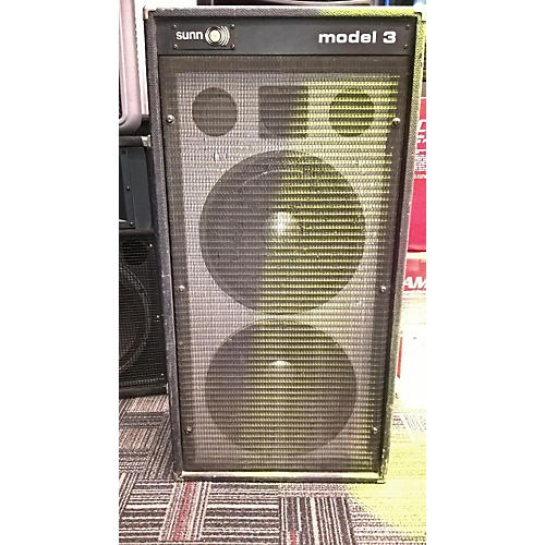 Sunn Model 3 Unpowered Speaker