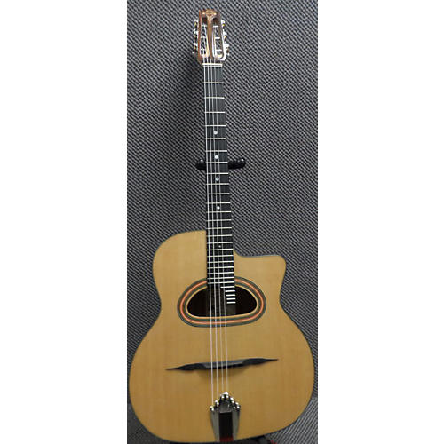 In Store Used Model 42 Natural Acoustic Guitar