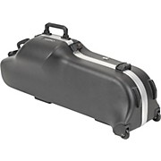 SKB Model 455W Universal Baritone Sax Case with Wheels