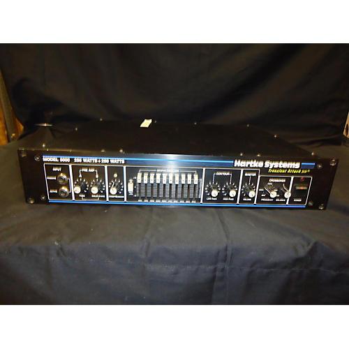 Hartke Model 5000 Bass Amp Head