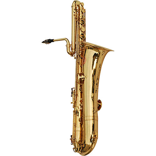 International Woodwind Model 602 Vintage Bass Saxophone-thumbnail