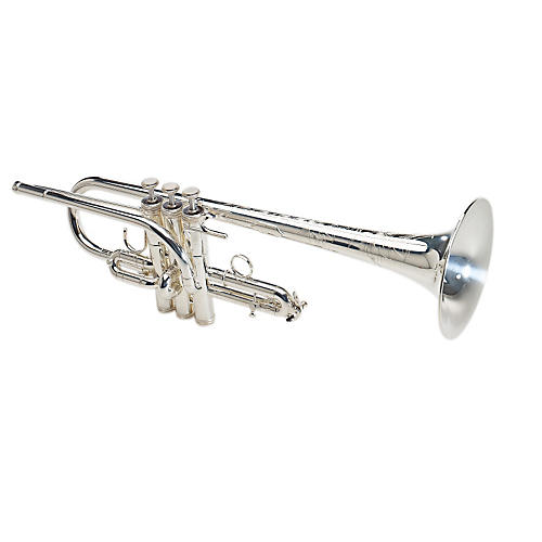 S.E. SHIRES Model 6MS8 Eb Trumpet