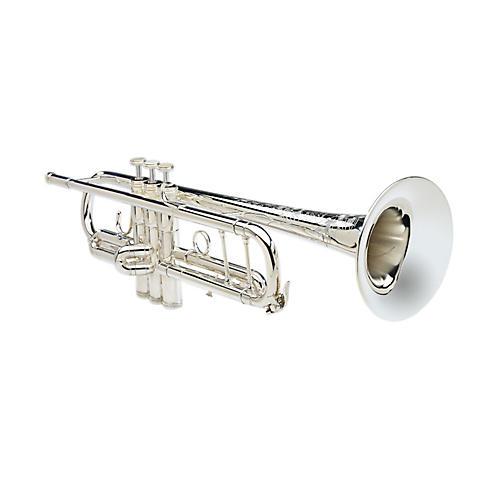 S.E. SHIRES Model AF Bb Trumpet