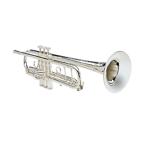 S.E. SHIRES Model AHW Bb Trumpet-thumbnail