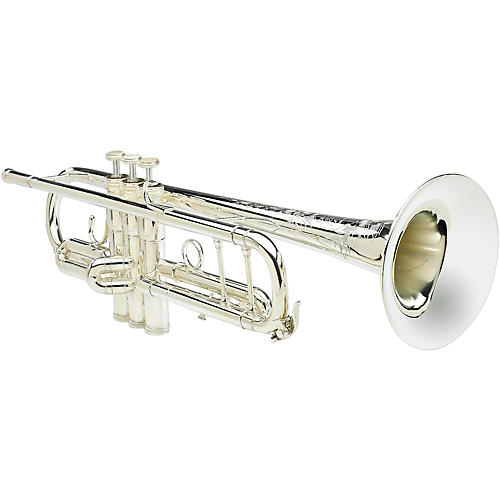 S.E. SHIRES Model AHW Series Bb Trumpet-thumbnail