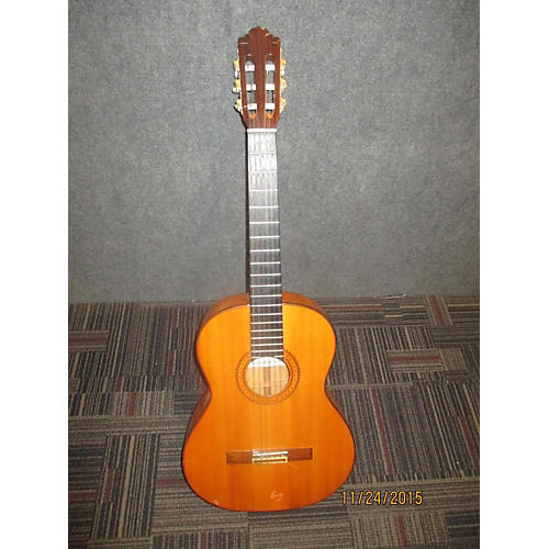 Manuel Rodriguez Model FF Classical Acoustic Guitar Natural