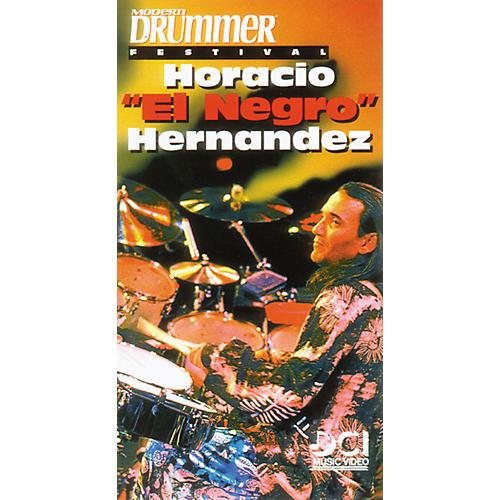 Alfred Modern Drummer Festival - Horacio 'El Negro
