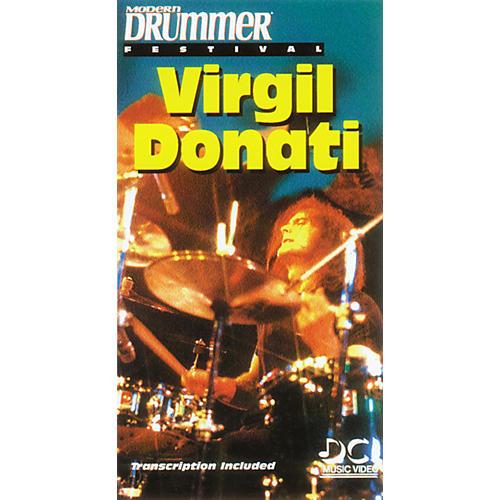 Alfred Modern Drummer Festival - Virgil Donati Video-thumbnail