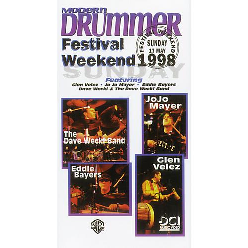 Alfred Modern Drummer Festival 1998, Volume 2-thumbnail